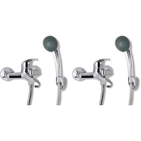Hommoo Mixer Showers 2 pcs VD18811