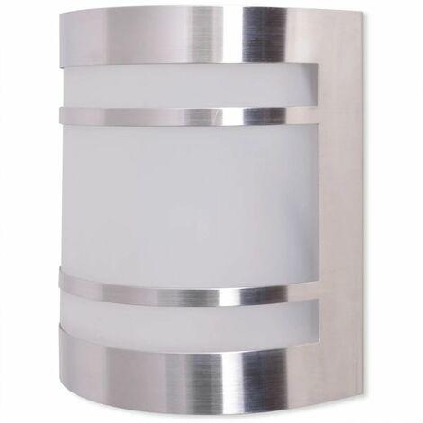 Hommoo Outdoor Wall Light Stainless Steel QAH26864