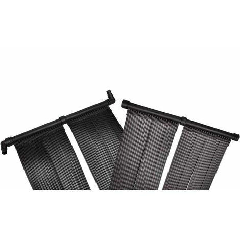 Hommoo Panel de calentador solar de piscina