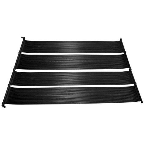 Hommoo Panneau solaire pour chauffage de piscine (set de 2) HDV15131