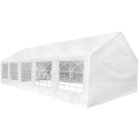 Hommoo Party Tent 10 x 5 m White