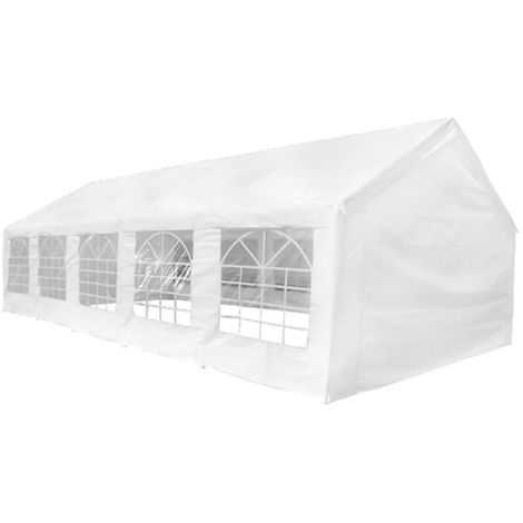 Hommoo Party Tent 10x5 m White VD39106