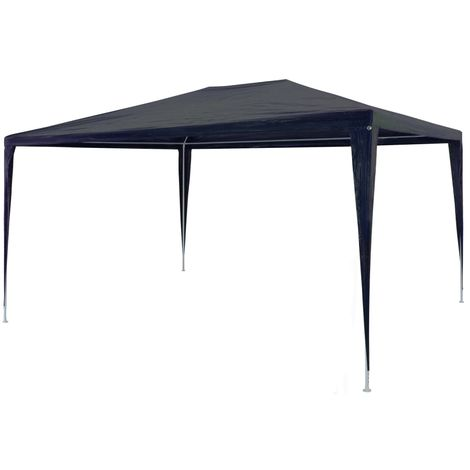 Hommoo Party Tent 3x4 m PE Blue VD29234
