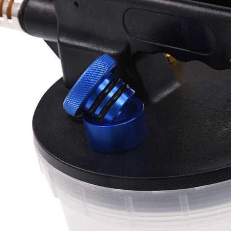 Hommoo Pneumatic Brake Bleeder Extractor Pump with Filler Bottle 2 L QAH07956