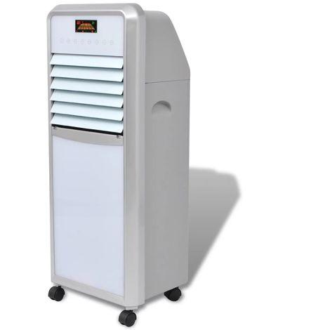 Hommoo Refrigerador de aire 120 W 15 L 648 m3/h