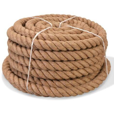 Hommoo Rope 100% Jute 12 mm 250 m VD05688