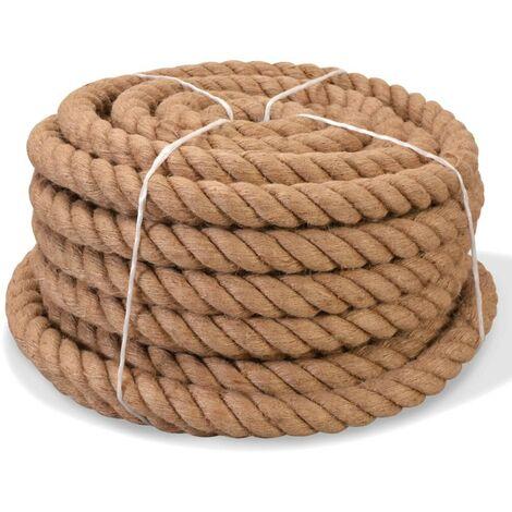 Hommoo Rope 100% Jute 14 mm 100 m VD32364