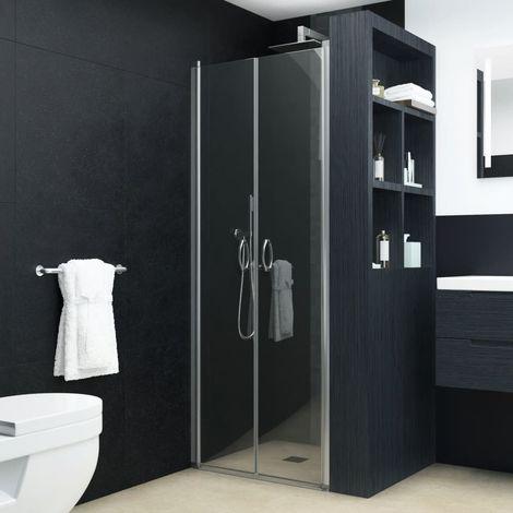 Hommoo Shower Doors Clear ESG 80x185 cm