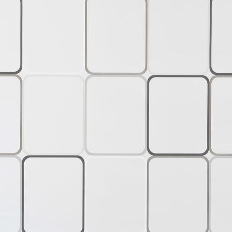 Hommoo Shower Roller Blind 140x240 cm Square QAH04880