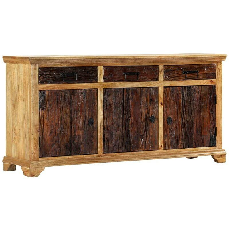 Sideboard 150x40x76 cm Massivholz Mango VD23853 - Hommoo