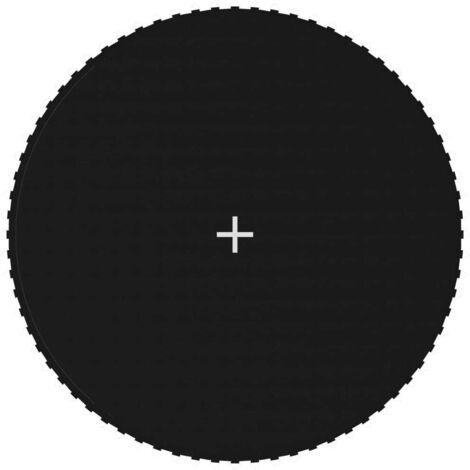 Hommoo Sprungtuch Schwarz für 3,96 m/13 Fuß Runde Trampoline VD47688