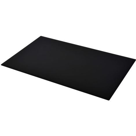 Hommoo Table Top Tempered Glass Rectangular 1000x620 mm VD10706