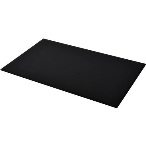 Hommoo Table Top Tempered Glass Rectangular 1200x650 mm VD10707