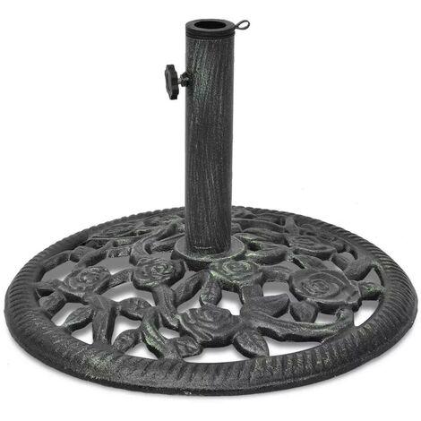 Hommoo Umbrella Base Cast Iron 12 kg 48 cm
