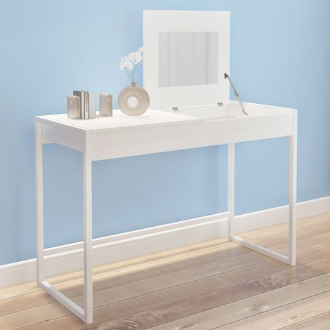 Hommoo Vanity Table White