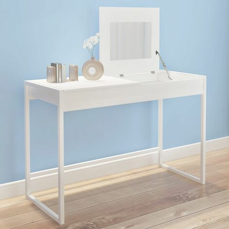 Hommoo Vanity Table White QAH09393