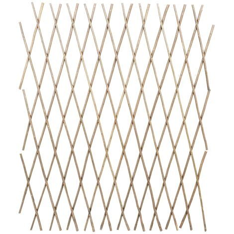 Hommoo Willow Trellis Fence 5 pcs 180x90 cm QAH03551