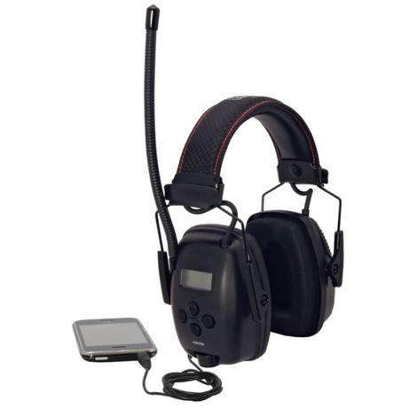 Honeywell 27.31030330 Protección auditiva para auriculares con radio FM / AM - 82dB