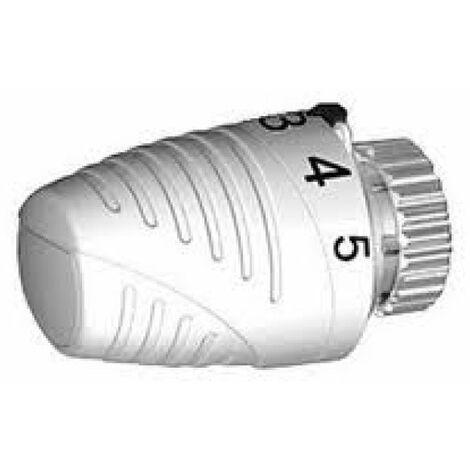 Honeywell Braukmann Thermostatkopf thera-4 mit eingebautem Fühler, Flüssigkeitselement mit Nullstellung - T3001W0