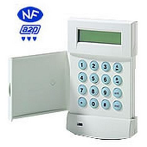 Honeywell CP037-50 MK7 Galaxy - keyboard LCD NFA2P-3
