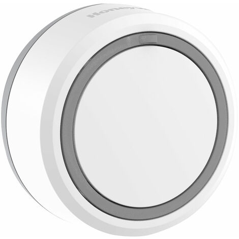 Honeywell DCP711 WF Round Push White Doorbell