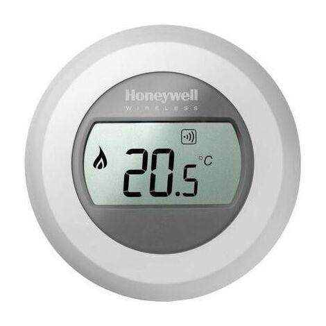 Honeywell evohome Thermostat radio, T87RF2059, fonctionne avec Amazon Alexa.