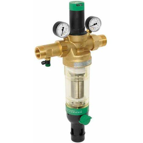 Beliebt Honeywell Hauswasserstation HS10 S DN 20 Rückspülfilter 3/4'' ZS MN22
