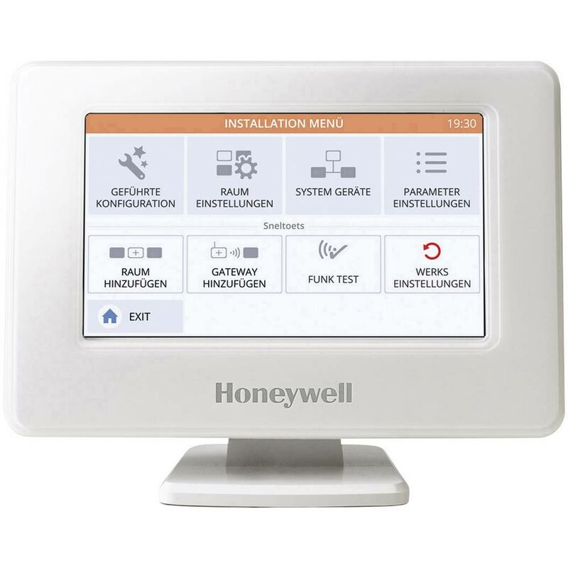 Honeywell T87RF2059 Evohome Funk Termostato ambiente