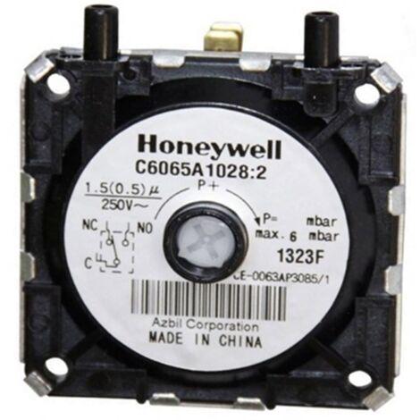 Honeywell Interruptor De Presion De Aire C60651028 2