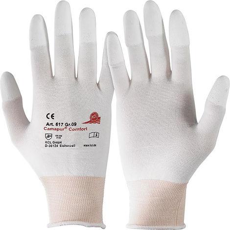 Gr 9 12x Oxxa Handschuh Oxxa X-Pro-Flex NFT schwarz