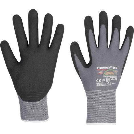 Honeywell KCL Handschuh FlexMech 663 Gr. 9