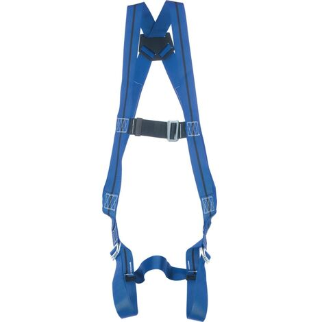 Honeywell Miller 1011890 Titan Body Harness 1 Point