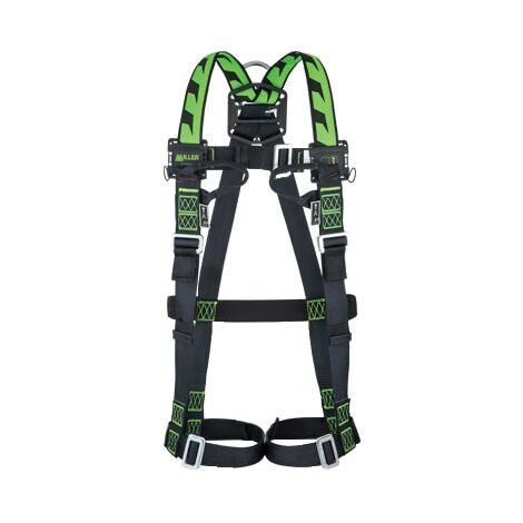 Honeywell Miller H-Design® Duraflex™ 2 Point Harness - Size 2