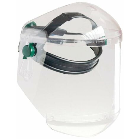 Honeywell North 820140 Perforama Nova Face Shield