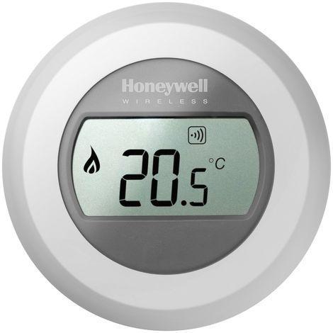 Honeywell Home DW315S Campanello Cablato con Indicatore Halo e Funzione Sospensione Bianco