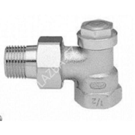 """main image of """"Honeywell V2400E0020 - T y el codo de ajuste del radiador doble - VERAFIX - 3/4 """""""""""