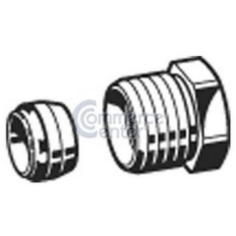 "Honeywell VA620A1516 Tightening ring with screw - R=1/2"" - DN16 mm"
