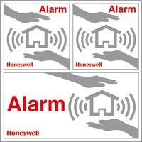 Honeywell Warnaufkleber Home HS3WS2S W813861