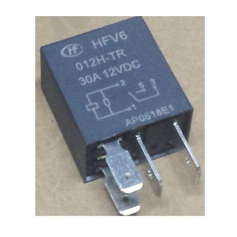 Hongfa 012H-TR - Relay HFV6 - 12Vdc 30A