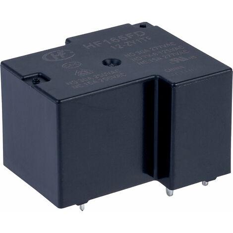 Hongfa HF165FD/12-ZY1TF PCB Relay 12VDC SPDT 30A