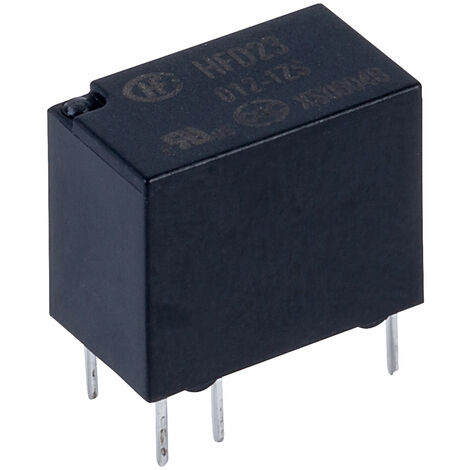 Hongfa HFD23/012-1ZS PCB Signal Relay 12DC SPDT 2A