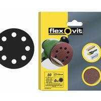 Hook & Loop Sanding Discs 125mm