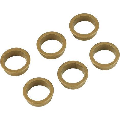 HOPPE Führungsring Kunststoff gold - 6980403