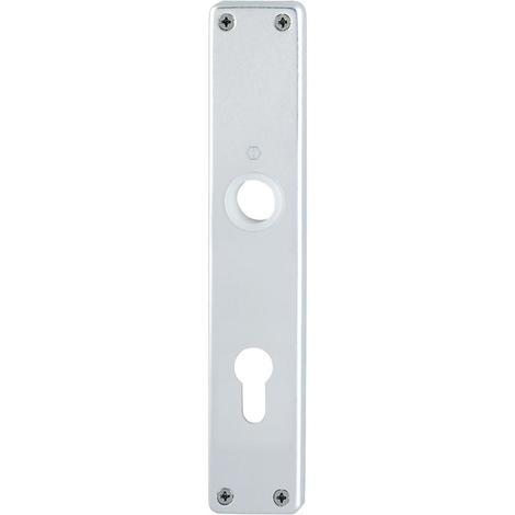HOPPE Langschild Aluminium Natur 202SP - 6844047