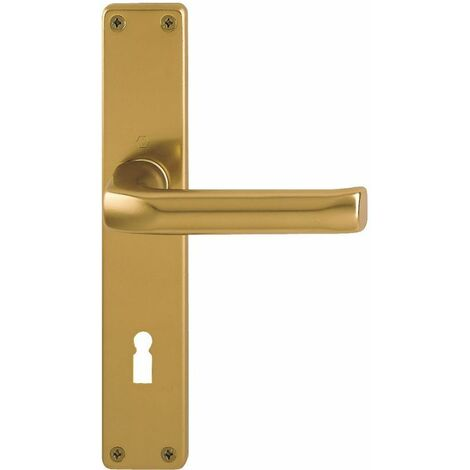 HOPPE Langschild-Garnitur London Aluminium Bronze 113/202SP - 6768329
