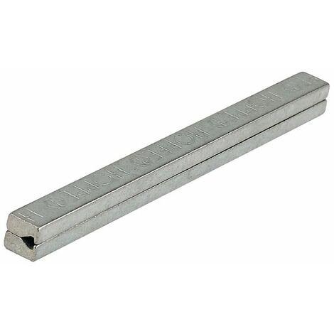 Erich Dieckmann Spaltstift Typ P VK 10mm Länge 140mm Stahl verzinkt beidseitig f