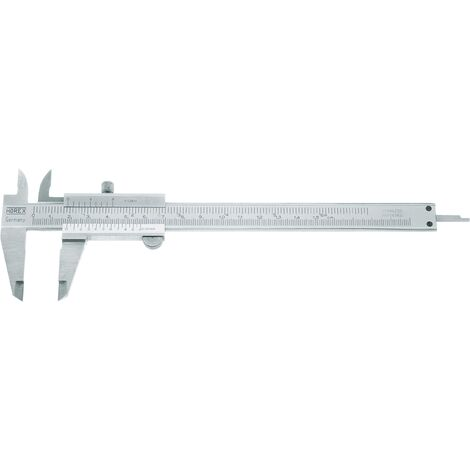 Horex 2226516 Taschenmessschieber 150mm C90245