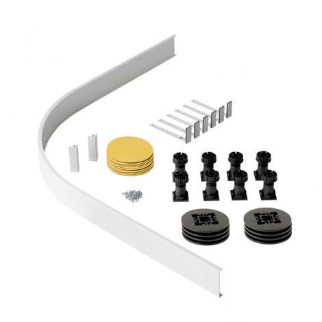 Horizon 1200mm Offset / Quadrant Easy Plumb Riser Kit