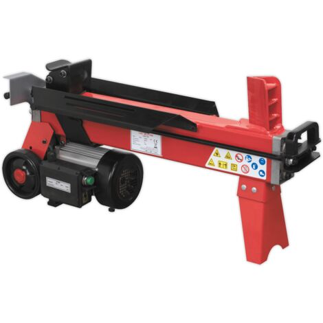 Horizontal Log Splitter 5tonne 520mm Capacity