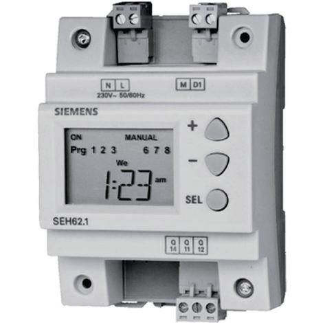 Horloge digital 220V réf SEH62.1
